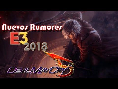 ¿Devil May Cry 5 Confirmado Para El E3 2018? │Rumores