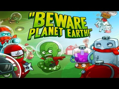 Beware Planet Earth! - By BANDAI NAMCO -Compatible with iPhone, iPad, and iPod touch.