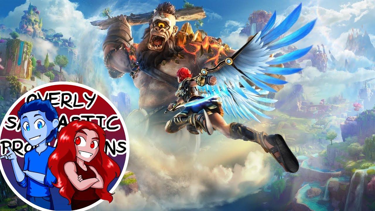 OSPlays: Immortals Fenyx Rising (Smol Athena)