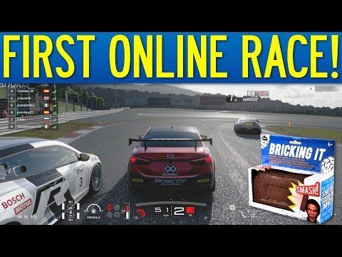 Gran Turismo Sport│Bricking It: First Multiplayer Race! thumbnail