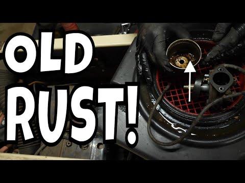 1985 Club Car DS, Gas - Crank, No Start, Clean Carburetor