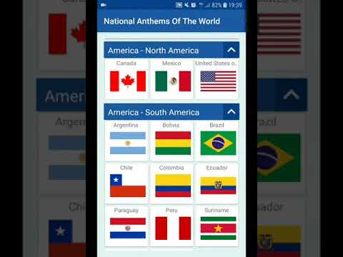 National Anthems Pro Apps I Google Play