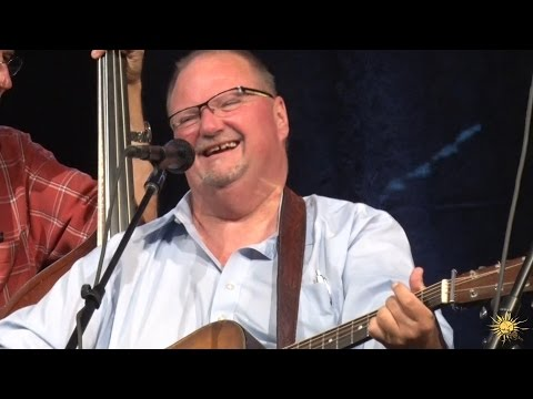 Forty Years of Trouble -  Danny Paisley at Augusta Bluegrass Week 2016