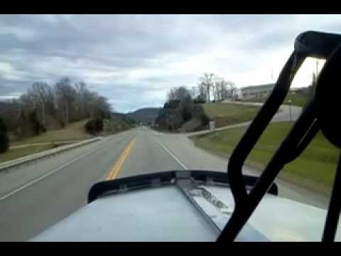 Trucking on 461 to Somerset,Ky