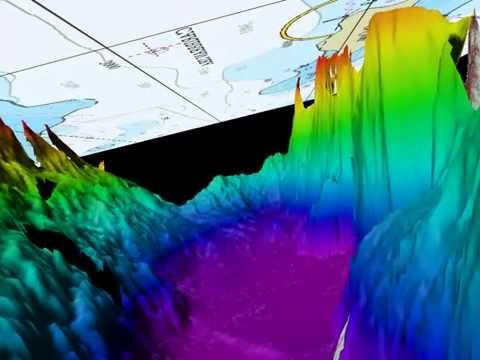 RESON SeaBat 7150 Multibeam Sonar - Seafloor data from 4400 meters depth