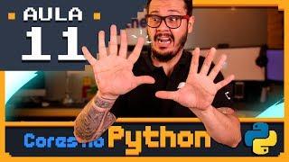 Curso Python #11 - Cores no Terminal