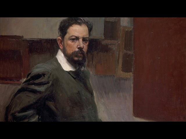 Trois minutes d'art - Joaquin Sorolla, Après le bain, 1916