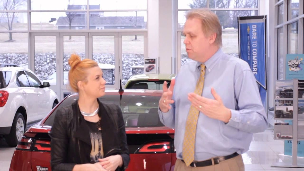 Weber Chevrolet Columbia >> LUX from 105.7 walks you through new expanded facilities at George Weber Chevy - YouTube