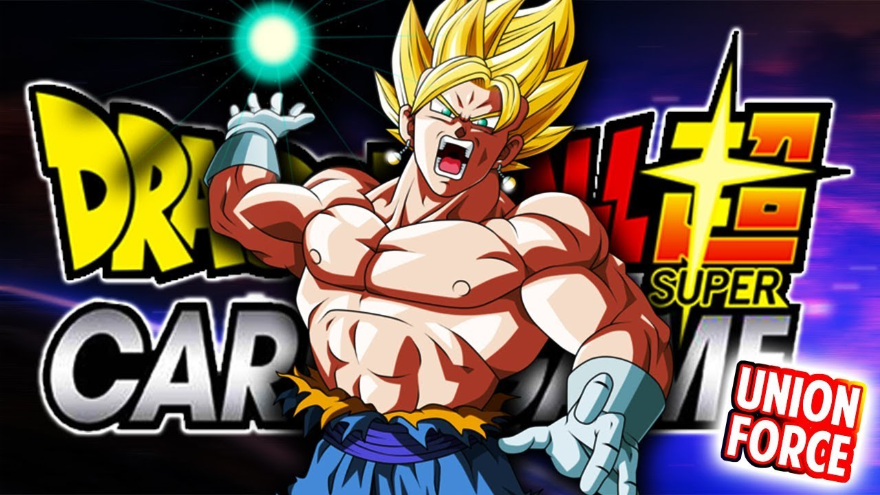 New Secret Rare Pull When Dragon Ball Super Card Game Union Force Unboxing