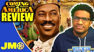 Coming 2 America Movie Review | The Whole Cast is Back, but should've stayed home!