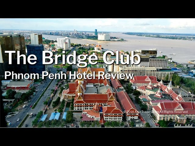 Phnom Penh Hotels Review - The Bridge Club