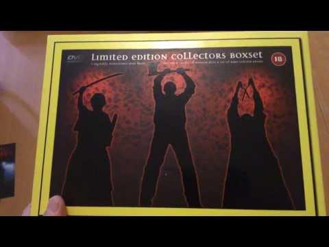 limited edition collectors dvd boxset vipco