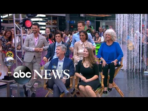Paula Deen, Tamar Braxton Join 'Dancing' Season 21 Celebrity Cast