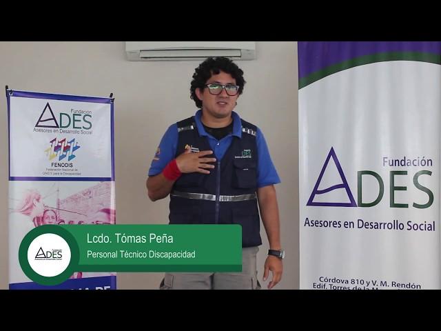 Servicios Brindados por la Fundación ADES
