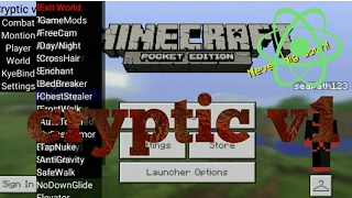 Cryptic v1 mod menu