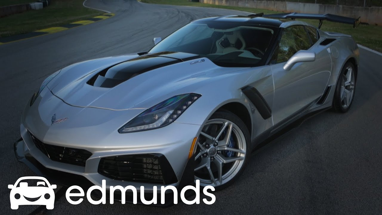 2019 Chevrolet Corvette Zr1 Review First Drive Edmunds