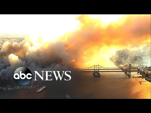 California is in a statewide emergency as 2 new fires ignite near San Francisco l ABC News