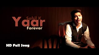 New Punjabi Songs 2014 | Yaar Forever | Sahil K | Latest New Punjabi Songs 2014 Resimi
