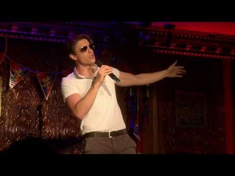 The Broadway Prince Party @ 54 Below (10/17/2016) Derek Klena