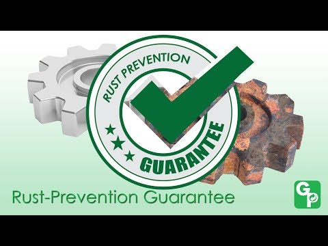 Green Packaging - Rust Prevention Solutions For Metal Manufacturers