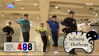 [Infinite Challenge] 무한도전 - EXO youngest Jae Seok Yoo is dance prodigy?! 20160917