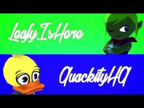 Leafy & Quackity MV~ Talk To Me