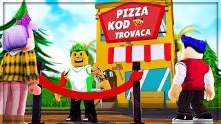 I MADE MY FIRST PIZZA ❗️ ️-Roblox Adventure #6