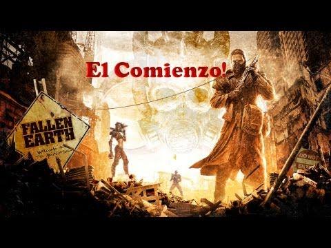 Fallen Earth  Español