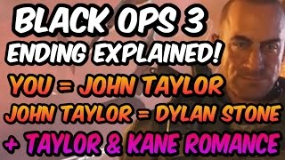 """BLACK OPS 3 ENDING EXPLAINED"" BO3 Campaign End Cutscene Explained!"