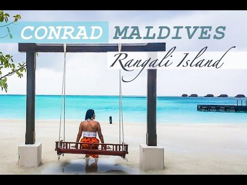 My Experience with Conrad Maldives Rangali Island