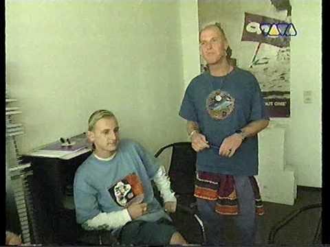 Zu Besuch im Harthouse Label Studio Interview mit Sven Väth uvm ( Gute alte tape Video`s ;o ) )
