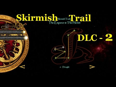 Skirmish Trail - The Emperor & The Hermit - Drought - Stronghold Crusader 2 Guide (6/7)