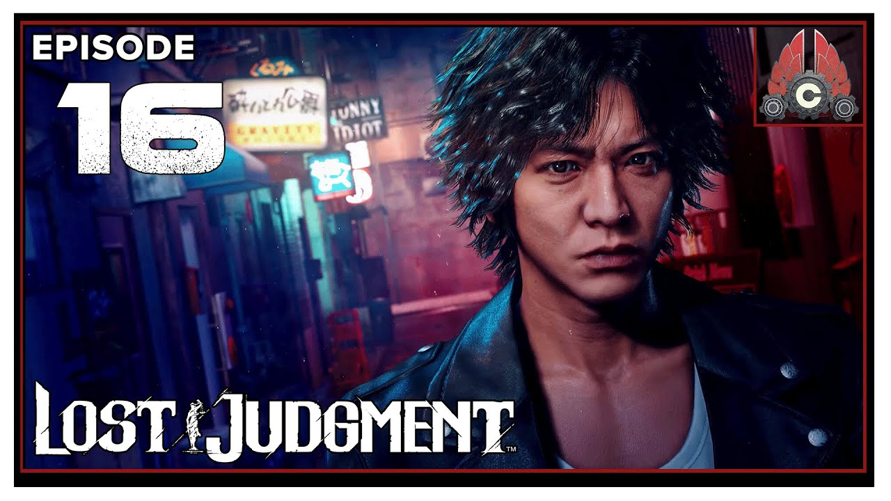 CohhCarnage Plays Lost Judgment (Thanks Ryu Ga Gotoku For The Key) - Episode 16