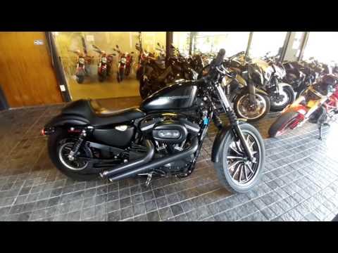 ขาย Harley Davidson Iron 883 มือสอง