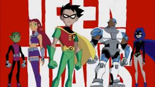 Teen Titans Theme Japanese Version