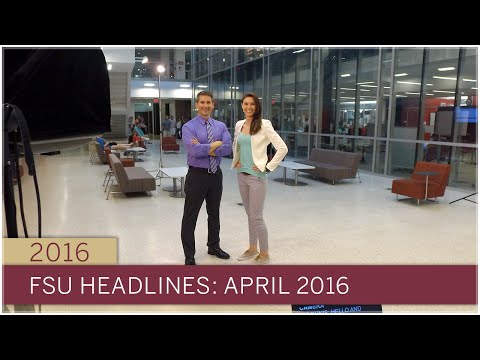 FSU Headlines: April 2016