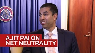 FCC chair defends his net neutrality rollback (CNET News) thumbnail