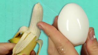 4 Foods You're Peeling Wrong