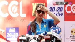 vuclip Celebrity Cricket League 2015 | Malaika Arora Khan