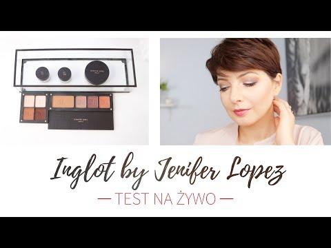 🧐Recenzja 🔛 Inglot & Jennifer Lopez 🤩 Nowa Kolekcja HIT czy KIT❓