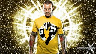 "WWE: ""Cult of Personality"" ► CM Punk Custom Theme Song"
