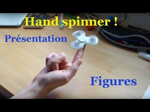 Le Hand Spinner : Présentation + Figures !!