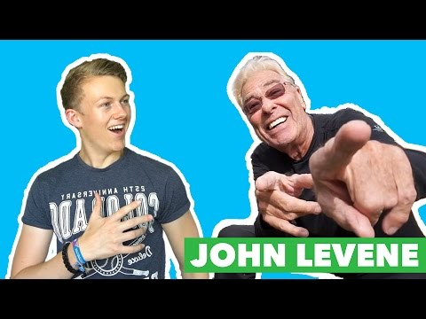 EXCLUSIVE INTERVIEW WITH JOHN LEVENE