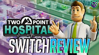 Two Point Hospital Switch Review (Video Game Video Review)