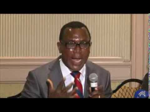 Pan African Business Forum-Ladislas Prosper AGBESI press conference-South Africa