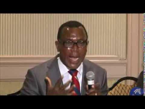 Pan African Business Forum-Ladislas Prosper AGBESI press conference-South Africa