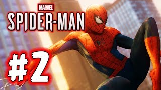 Spider-Man Ps4 - Part 2 - Peter Parker is Here