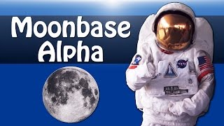 MoonBase Alpha - Saving the moon! (With Friends)