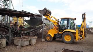 Видео ролик для предприятия Процесс производства переработки отходов