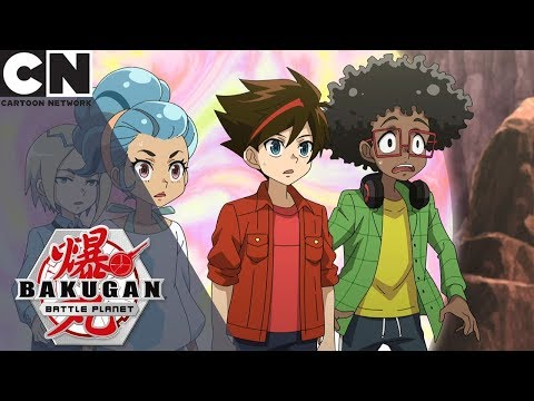 Bakugan: Battle Planet | Bakugan Trophy Rescue | Cartoon Network UK